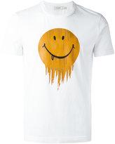 Coach smiley print T-shirt - men - Cotton - L