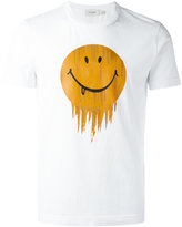 Coach smiley print T-shirt - men - Cotton - M