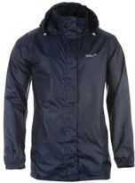 Gelert Mens Packaway Jacket Packable Design Full Zip Breathable Waterproof Top
