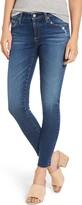 AG Jeans The Legging Raw Hem Ankle Skinny Jeans