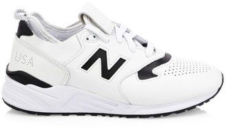 New Balance 999 Made in US Leather Sneakers