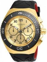 Technomarine Men's Manta 48mm Silicone Band Steel Case Quartz Watch Tm-215067