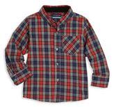 Andy & Evan Toddler's & Little Boy's Plaid Shirt
