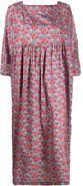 Daniela Gregis oversized floral dress