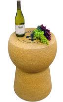 Epicurean EpicureanistTM Champagne Cork Accent Table