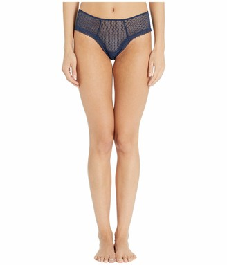 Eberjey Women's Keyhole Throwback Bikini