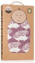 Milkbarn Animal Print Swaddle Blanket