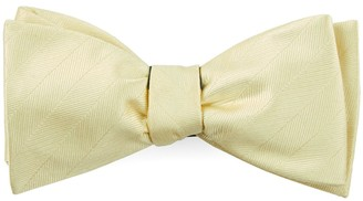 Butter Shoes The Tie BarThe Tie Bar Herringbone Vow Bow Tie