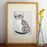 gingiber Calico Cat