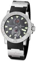 Ulysse Nardin Men's 263-33-3/91 Maxi Marine Divers Grey Dial Watch