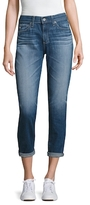 AG Adriano Goldschmied Beau Cotton Relaxed Ankle Jean