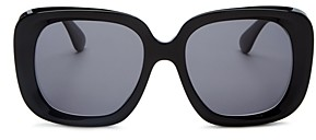 Oliver Peoples Women's Nella Polarized Square Sunglasses, 56mm
