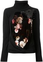 Preen by Thornton Bregazzi panelled jumper