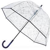 Hunter Constellation Print Moustache Bubble Umbrella