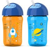 Philips 2-Pack 12 oz. My Twist n Sip Cup