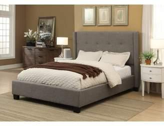 Modus Designs Madeleine Upholstered Standard Bed Furniture Size: California King