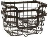 Mikasa Gourmet Basics 2-pc. General Store Basket Set