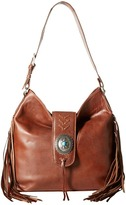 American West Seminole Soft Slouch Hobo Hobo Handbags