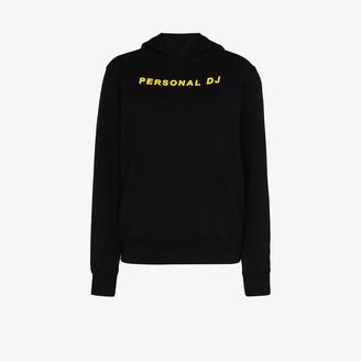 Kirin Personal DJ cotton hoodie