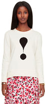 Kate Spade Exclamation sweater