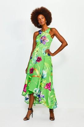 Karen Millen Floral Printed Dress