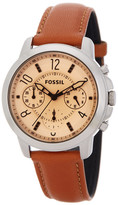 Fossil Women&s Gwen Chronograph Quartz Watch