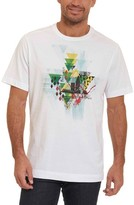 Robert Graham Men's Monica Pier Classic Fit Graphic T-Shirt