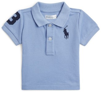 Ralph Lauren Kids Numbered Polo Pony Shirt