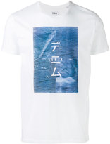 Edwin box print T-shirt