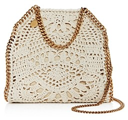 Stella McCartney Mini Crochet Tote