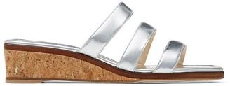 Jimmy Choo Athenia 35 Wedge Sandals