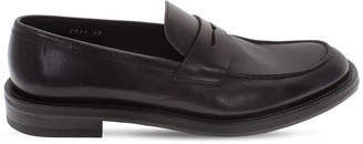 Doucal's Penny Leather Loafers