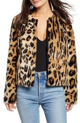 Vero Moda Alanis Faux Fur Jacket