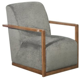 Tommy Hilfiger Hamilton Armchair Upholstery: Neutral Taupe