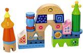 Haba Fortress Of Fun Wooden Block Set
