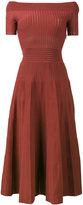 Barbara Casasola Kate knitted off-shoulder dress - women - Polyamide/Polyester/Viscose - 40