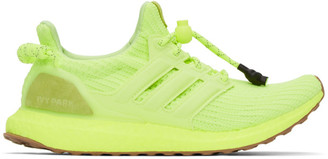 adidas x IVY PARK Yellow Ultra Boost OG Sneakers