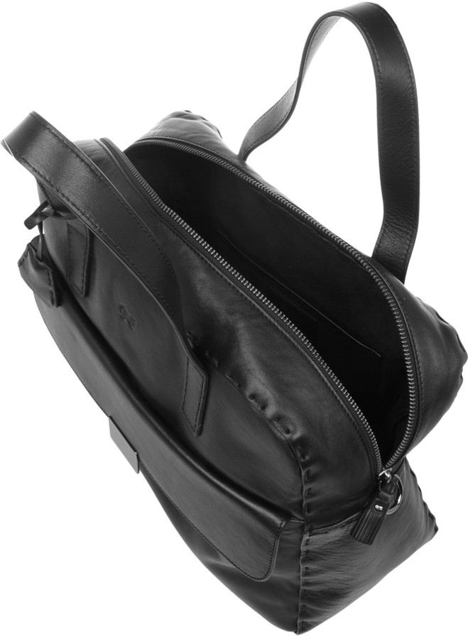 Anya Hindmarch Carker leather tote