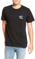Billabong Men's Locals Mostly Pelletier Graphic T-Shirt