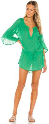 Vix Paula Hermanny Sprite Chemise Tunic Dress
