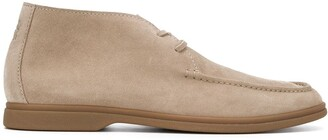 Brunello Cucinelli Lace-Up Desert Boots