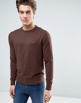 Tommy Hilfiger Cashmere Blend Crew Neck Jumper