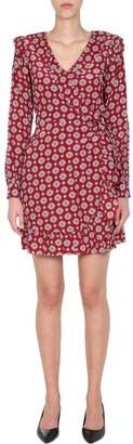 MICHAEL Michael Kors Midi Wrap Dress