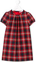 Dolce & Gabbana checked dress - kids - Viscose/Virgin Wool - 3 yrs