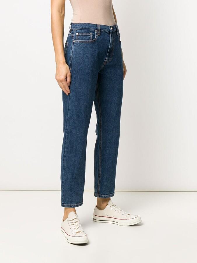 Thumbnail for your product : Joseph Kemp straight-leg jeans