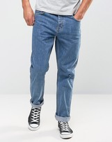 Dr Denim Ed Straight Jeans