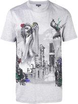 Lanvin graphic print T-shirt - men - Cotton - 46