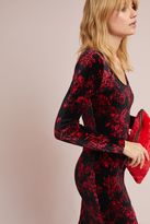 Hd In Paris Dierdre Velvet Column Dress