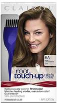 Clairol Nice 'n Easy Root Touch-Up,Permanent Hair Color, 1 Kit (Pack of 2) (PACKAGING MAY VARY)
