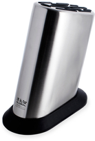 Global Stainless Knife Block